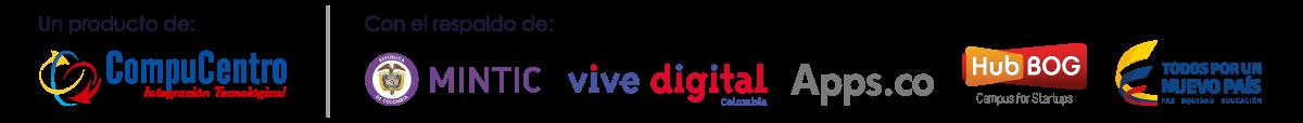 logos convocatorio mintic participante compucentro compucol sistema gestion educativa